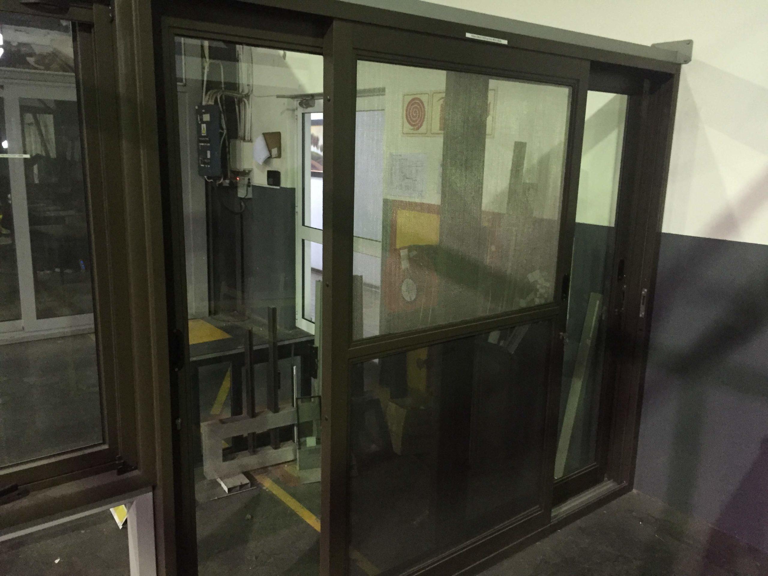 Primepeak Security mesh door