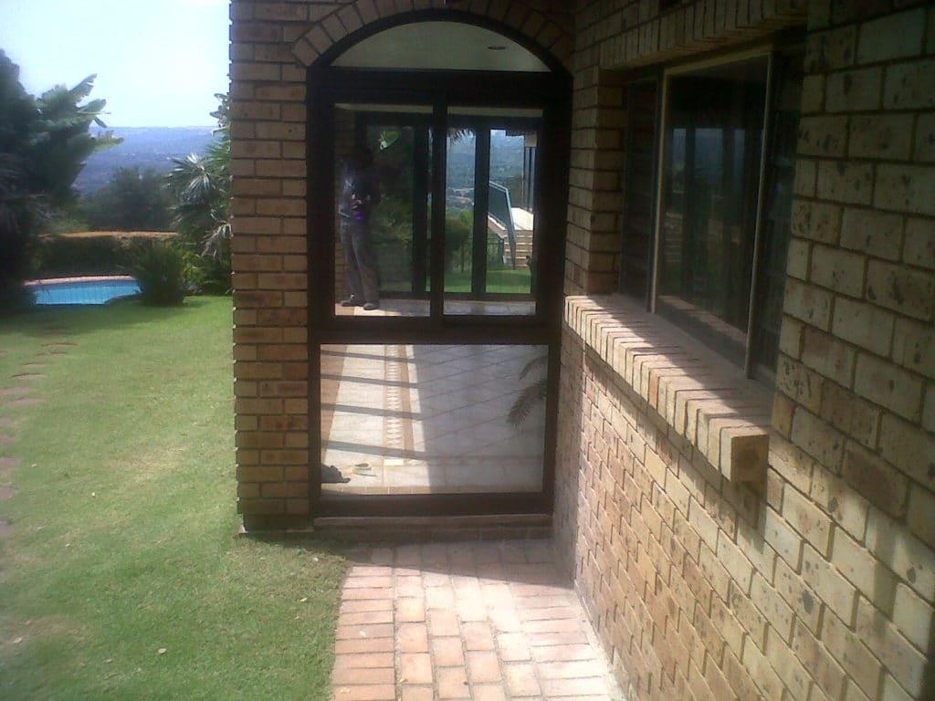 Aluminium Arched Windows