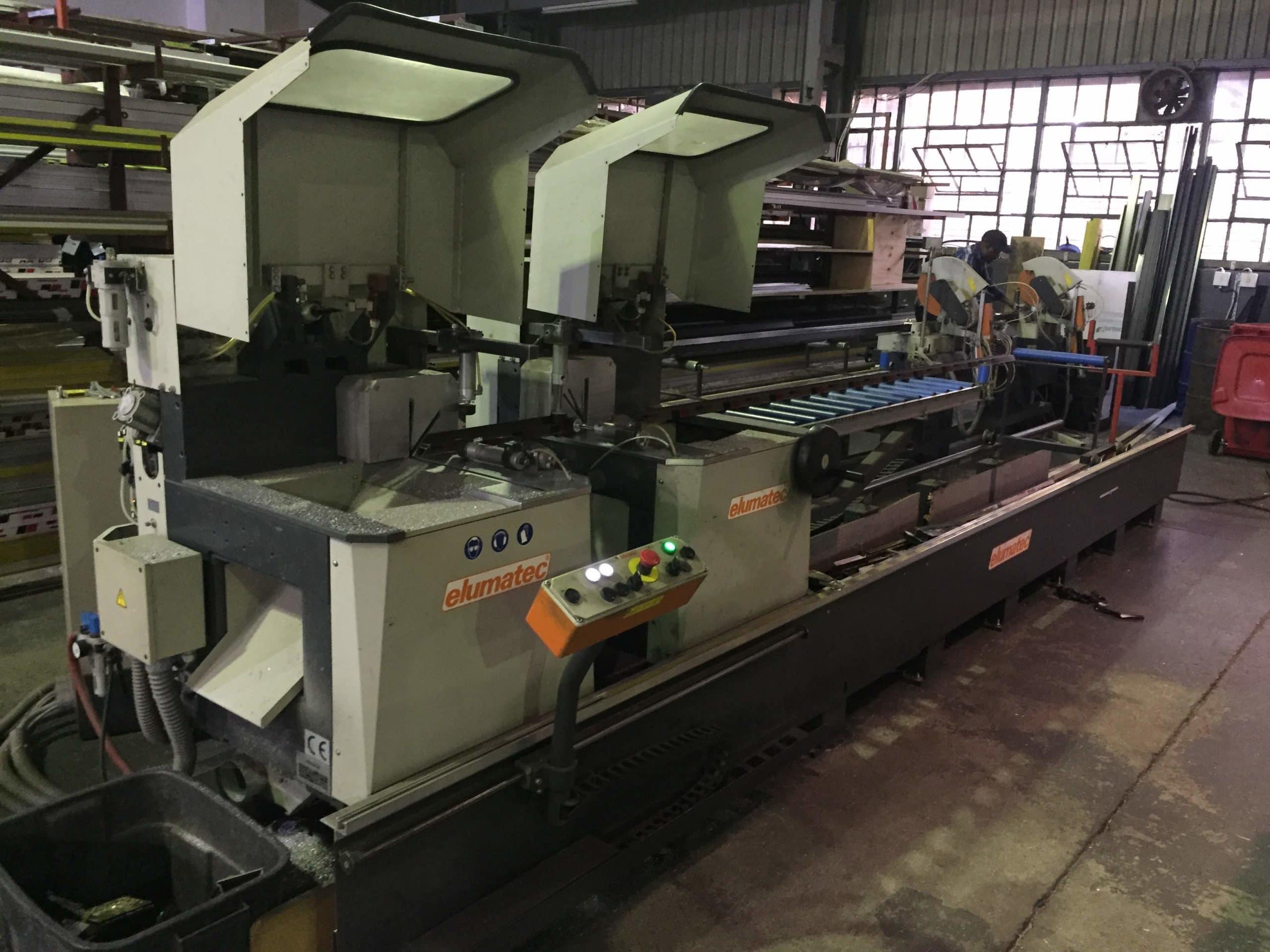 CNC Controlled Machining