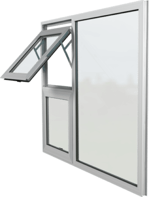 Casement 30.5 Top Hung Windows